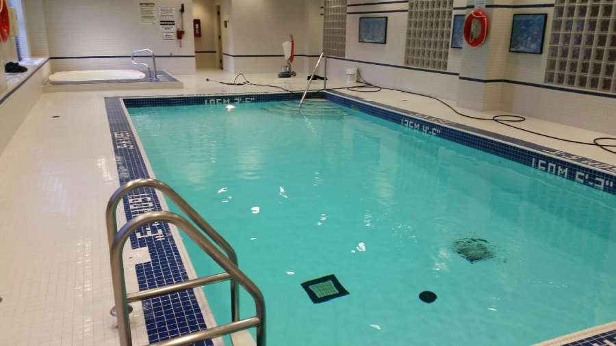 Swimming Pool Epoxy Grout : Swimming pool and grout cleaning trained services in toronto